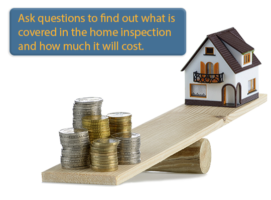 Questions To Ask During A Home Inspection what home inspectors cover during home inspections | call homemd now!
