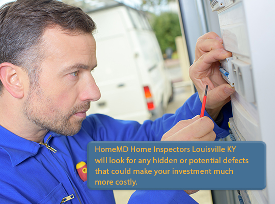 Home Inspectors in Louisville KY from Home MD help you buy or sell your home